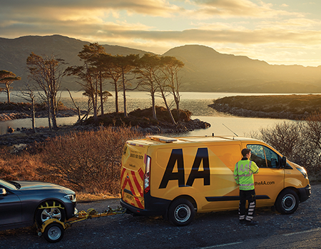 The AA – Telematics Installation